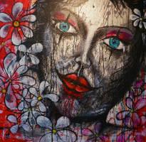 Clown Girl by jonasfyhr