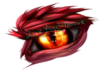 Paint Dump #6 Enraged Dragon Eyes