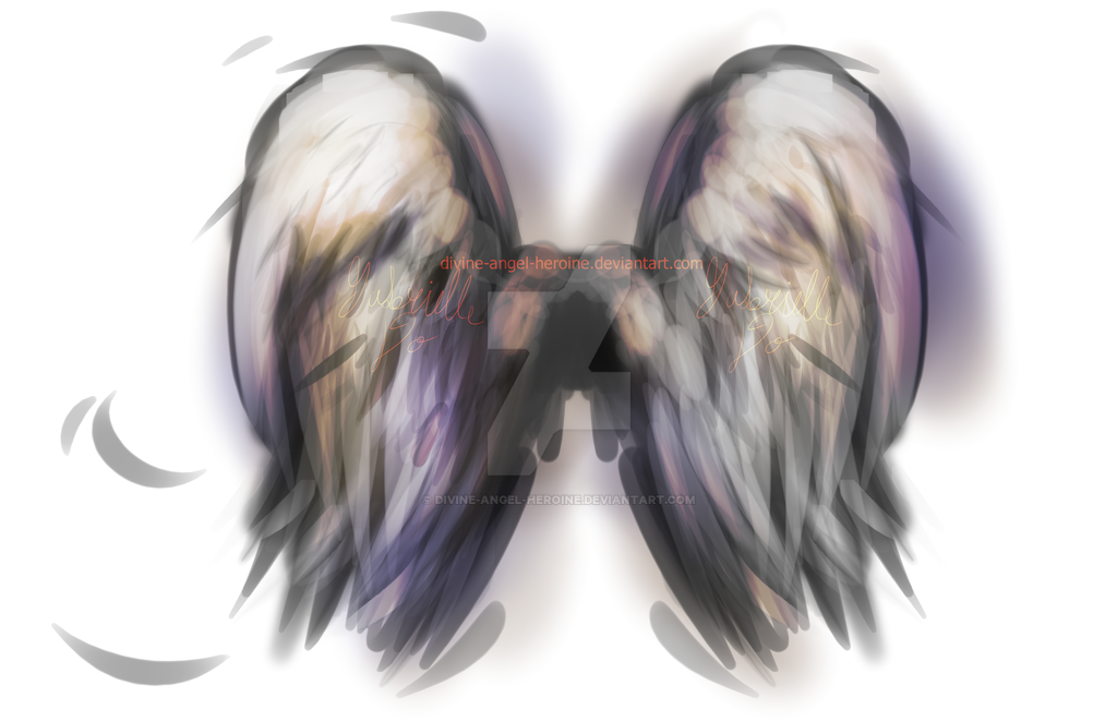 A pair of Ancient Wings