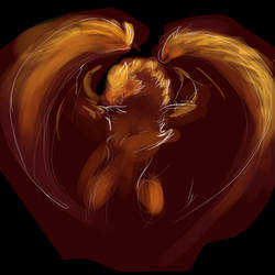 Phoenix AWP Mascot Painted