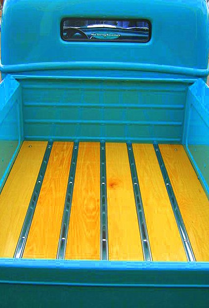 TRUCK BED AND TURQUOISE by blackpixifotos