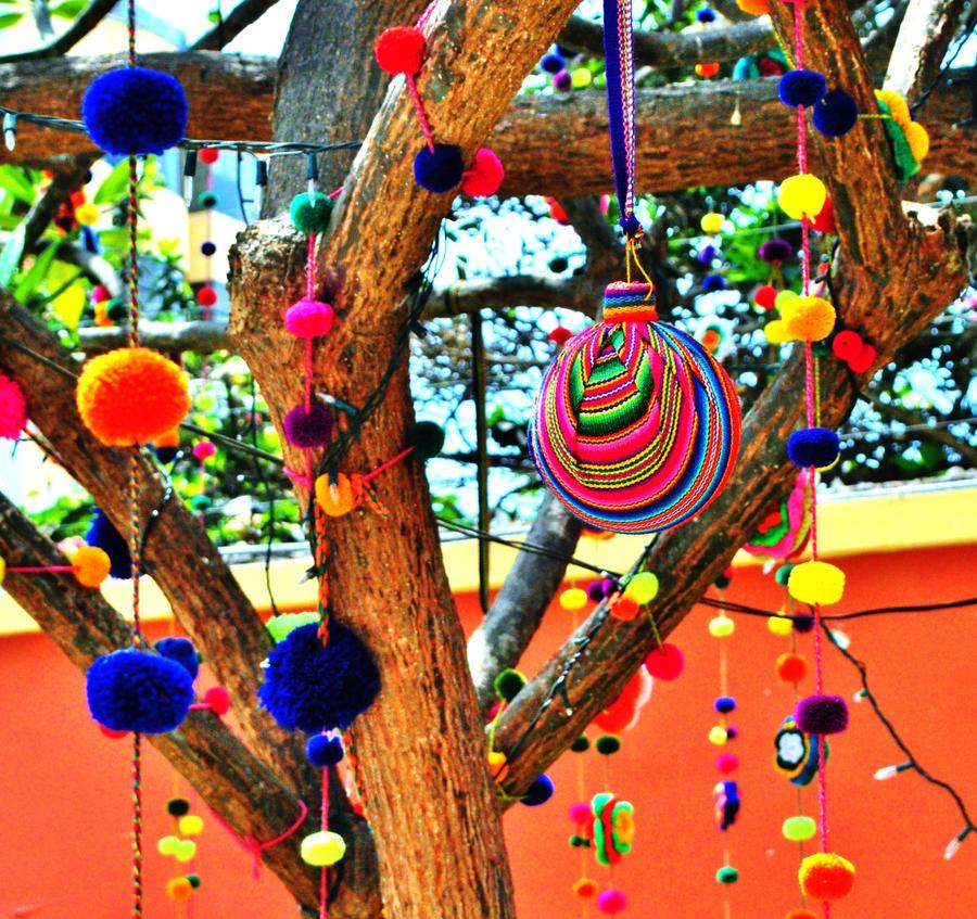 Peruvian Fruit Tree by blackpixifotos