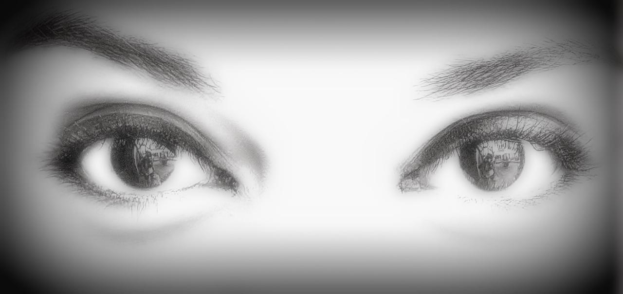 Window to her soul by blackpixifotos