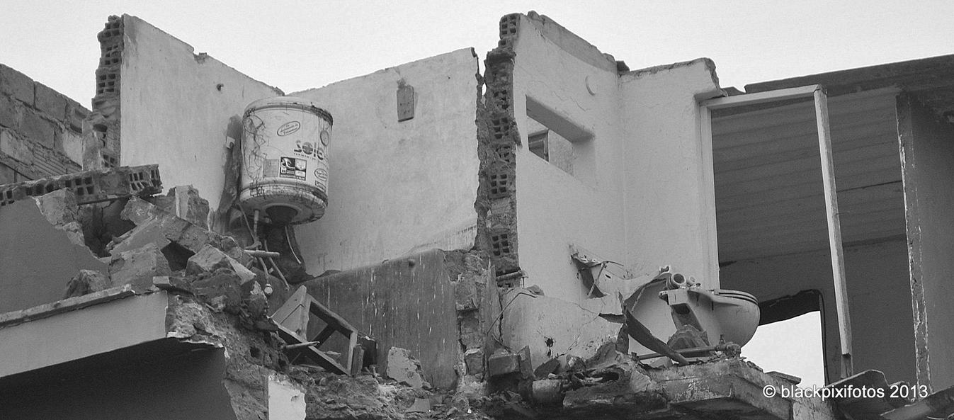 Demolition by blackpixifotos