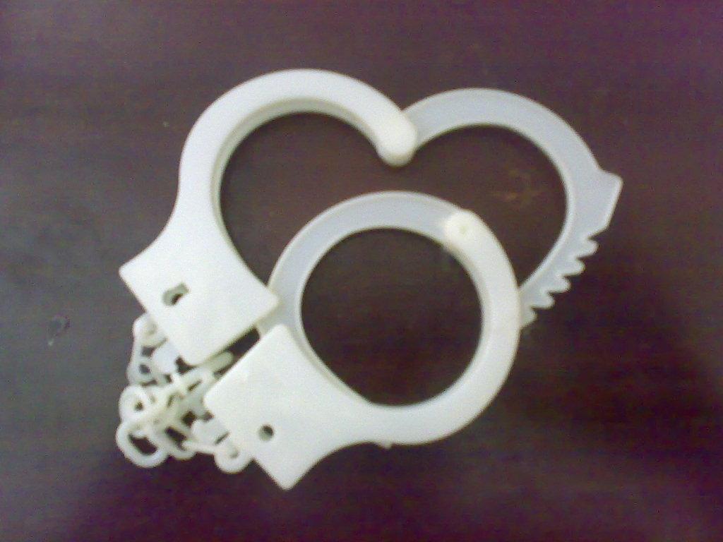 Cuff Heart by blackpixifotos