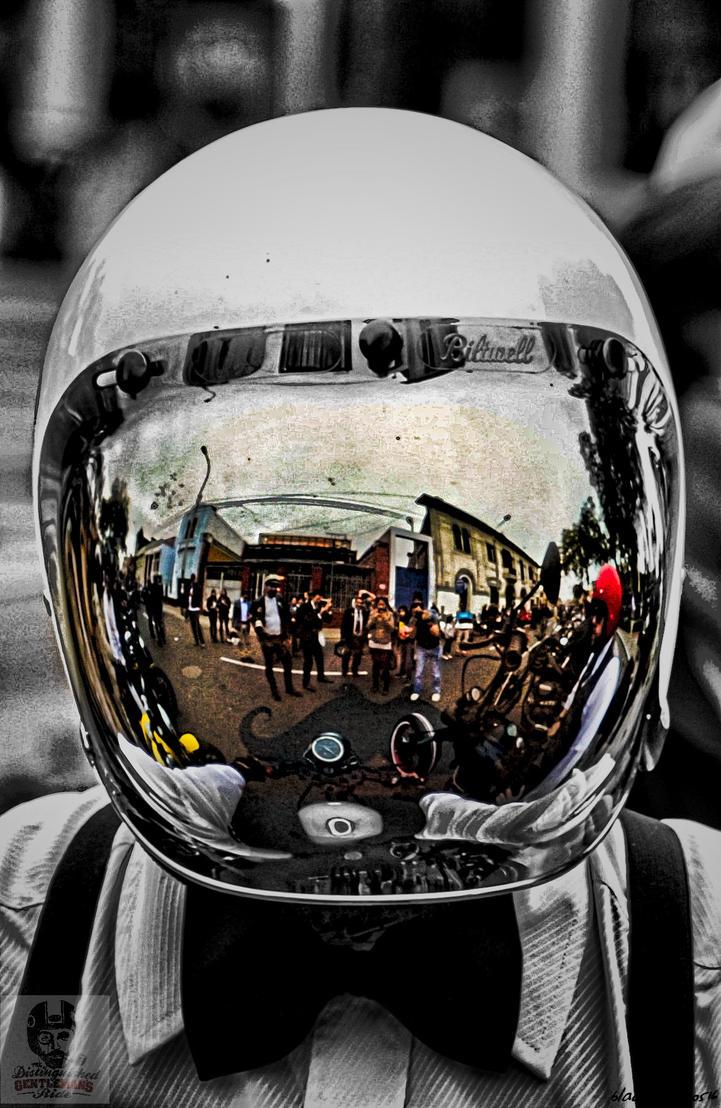 Dapper Reflection by blackpixifotos