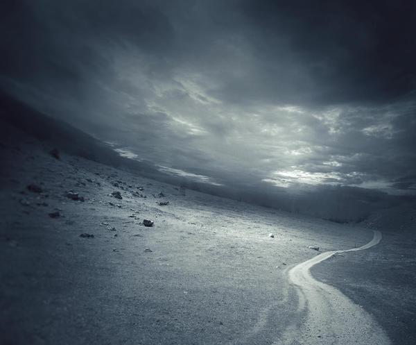 The darkest path by lady-symphonia-stock