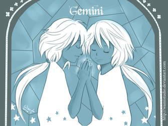 we are Gemini by WandaRocket