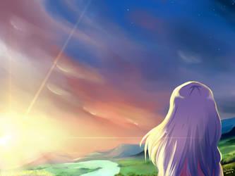 Gemini - ending by WandaRocket