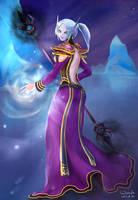 World of Warcraft - Blood Elf by WandaRocket