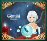 Gemini - book cover 2