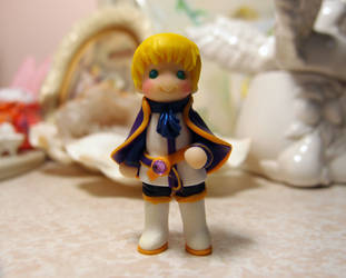 Raphael Clay Doll by WandaRocket