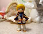 Raphael Clay Doll by WandaRocket
