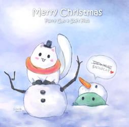 Merry Xmas 2012 by WandaRocket