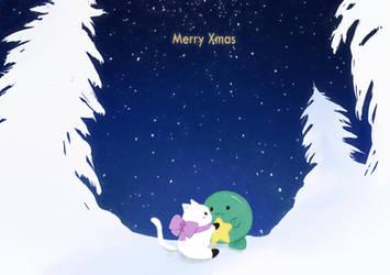 Merry Xmas 2013 by WandaRocket