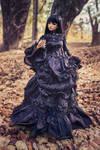 In the Woods by WandaRocket