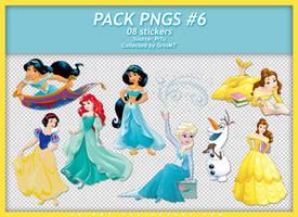 PACK PNGS #6 : DISNEY PRINCESS