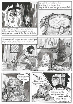 La Balada del Viejo Marinero - PG1