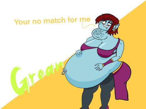 Your no match for kaja