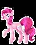 Twinklie-eyed Pinkie