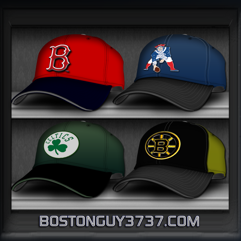 Boston Hat shelf by bostonguy3737