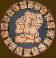 mayan calendar by drew3