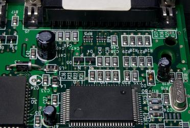 -Stock Shot- Circuit Board 2
