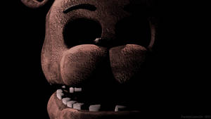 Eyeless Withered Freddy