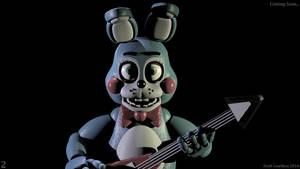 Toy Bonnie Fan Made Teaser