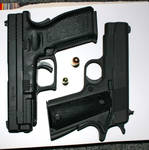 9mm vs .45