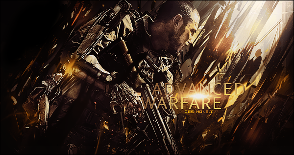 Advanced Warfare by MonstorTOSHIMA
