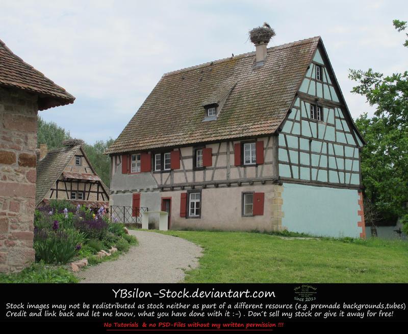 Farmhouse by YBsilon-Stock by YBsilon-Stock