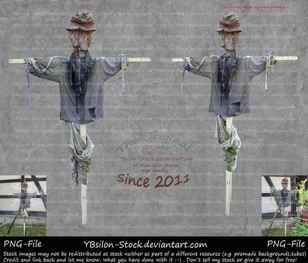 Straw Man by YBsilon-Stock