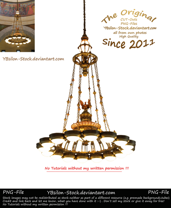 Historical Chandelier by YBsilon-Stock