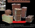 Suitcases by YBsilon-Stock by YBsilon-Stock