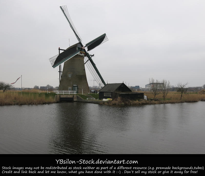 Kinderdijk 9 by YBsilon-Stock