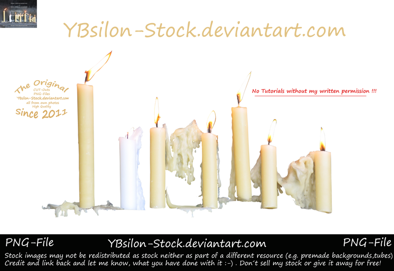 Candlelights by YBsilon-Stock by YBsilon-Stock
