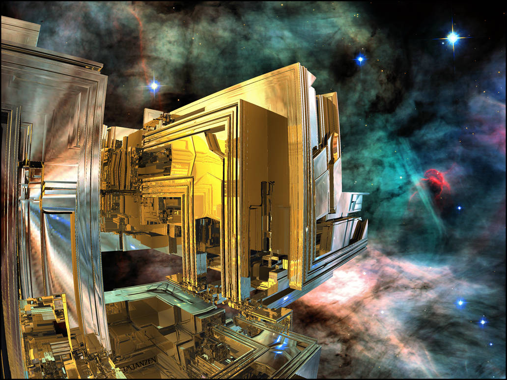 Skyscrapers in Space 1103