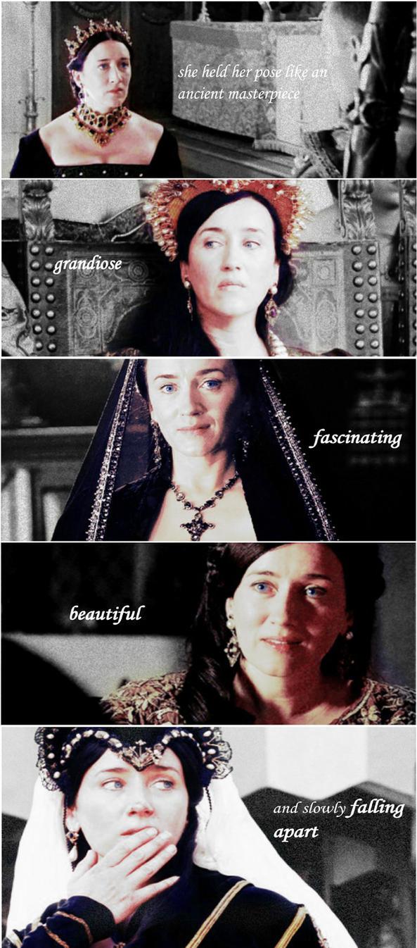 Katherine Of Aragon by ScorpionFlower1
