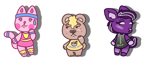[Open] Animal crossing adopts - 1