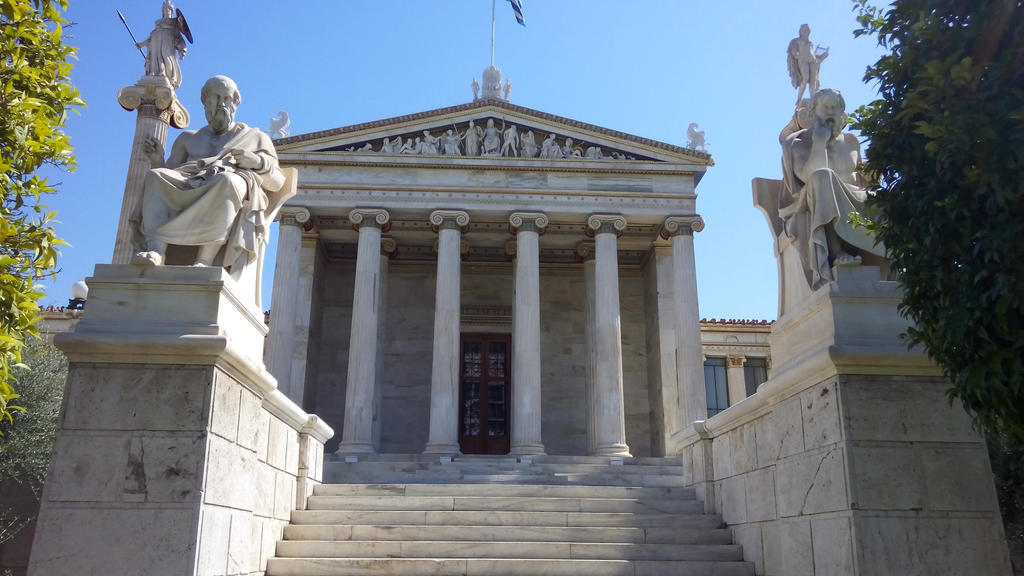 Athens National University  By Dharmaraksita-datiz by heatherwetzler