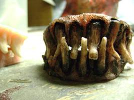 creature teeth animatronic 2