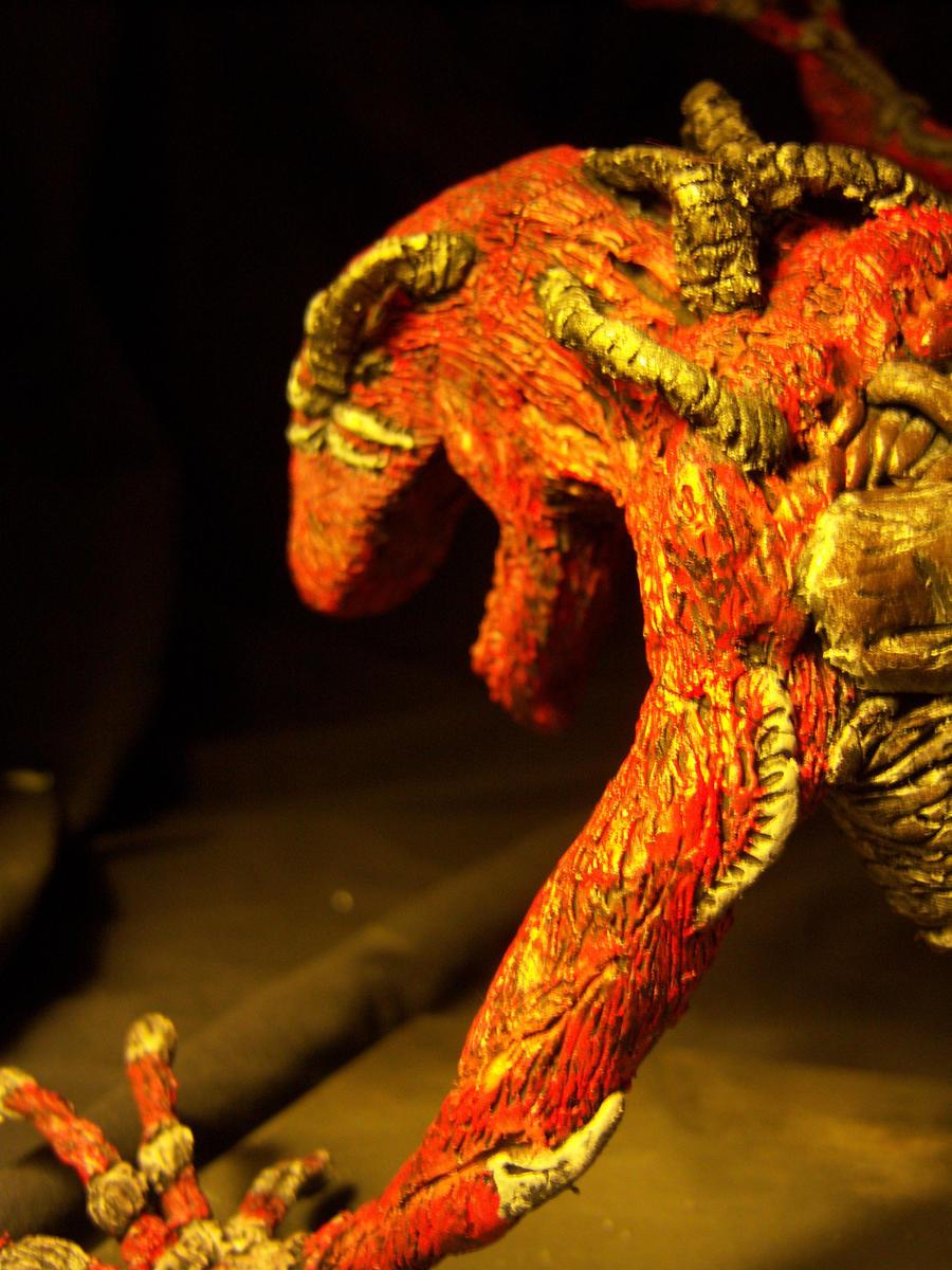 Monster Z back side