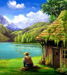 Walden-by Henry David Thoreau