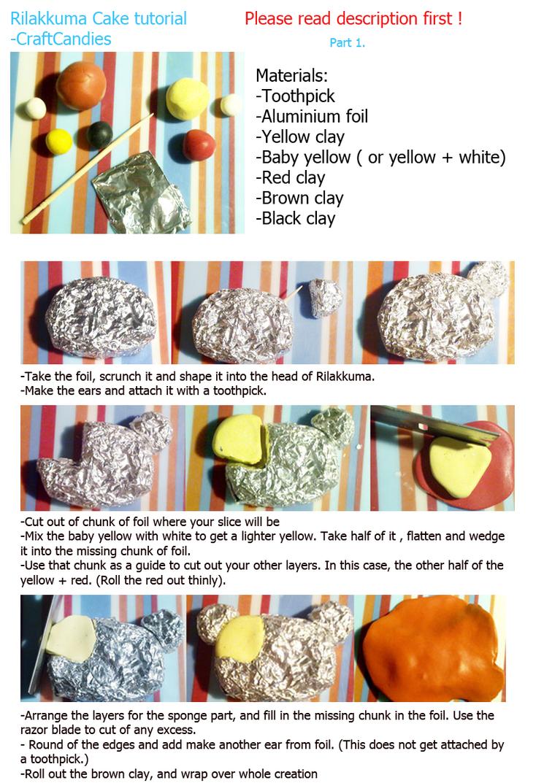 Craft Smart Polymer Clay Tutorial