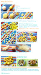 Polymer Clay : Potato Chips Tutorial