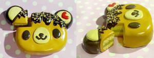 Polymer Clay : Tenorikuma Cake
