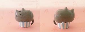 Polymer Clay : Pusheen