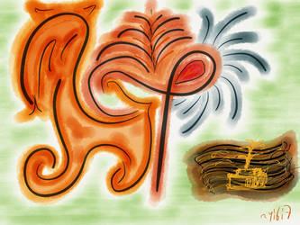 Camel In The Eye by yi6i7