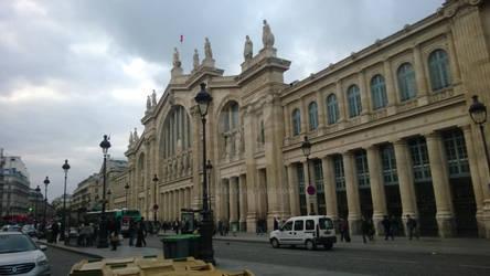 Grand Gare Du Nord